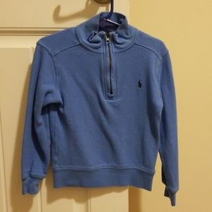 Polo by Ralph Lauren half zip pullover